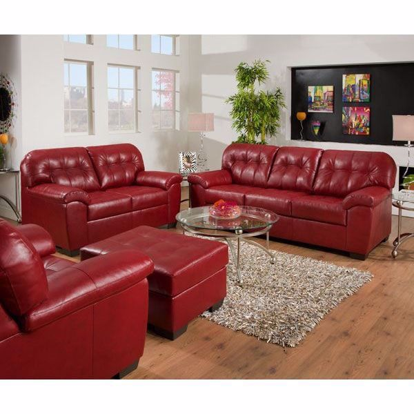 Picture of LOVESEAT SHOWTIME CARDINA