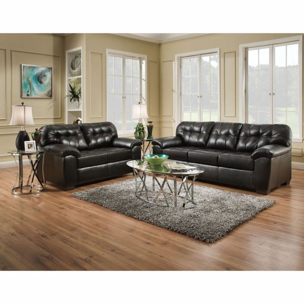 Picture of LOVESEAT SHOWTIME ONYX