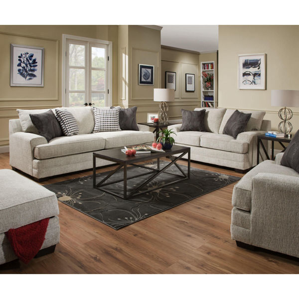 Picture of Dillon Driftwood Loveseat