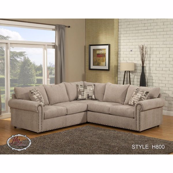 Picture of H-800 3/2 SECTIONAL