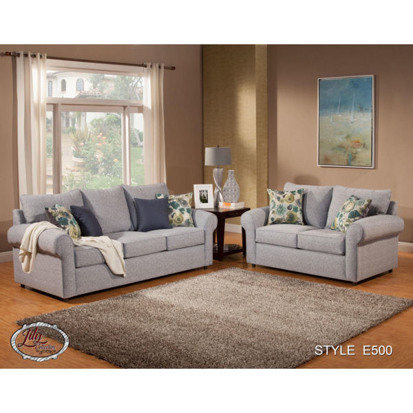 Picture of E500 Loveseat