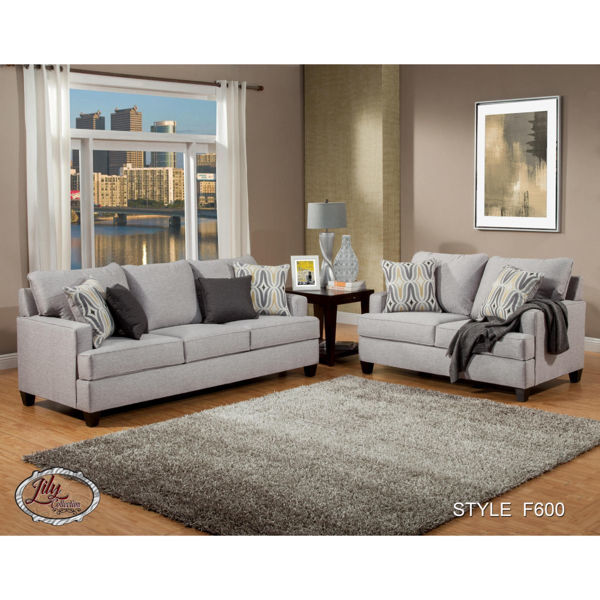 Picture of F600 Loveseat