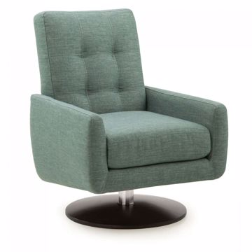 Picture of HALIFAX SWIVEL ACCENT CHAIR