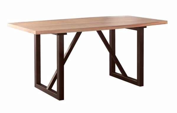 Picture of TALL TRESTLE TABLE