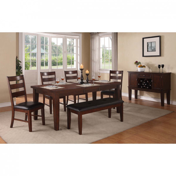 Picture of Dining Bench - Espresso
