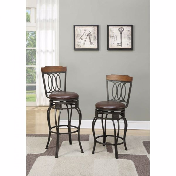 Picture of SWIVEL BARSTOOL