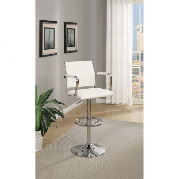Picture of White Barstool