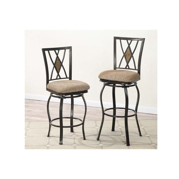 """Picture of 29""""SWIVEL BARSTOOL"""
