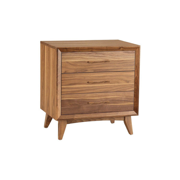 Picture of Venice 3 Drawer Nightstand