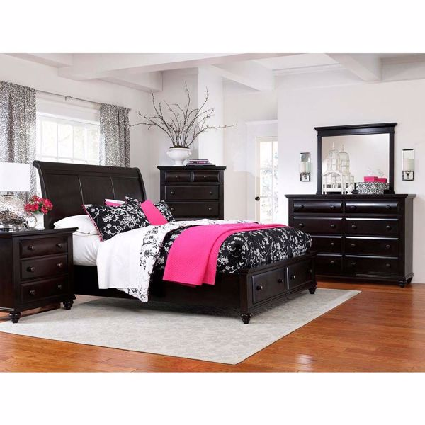 Picture of FARNSWORTH QUEEN HEADBOARD