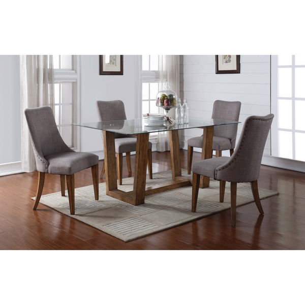Picture of Encore Glass Dining Table