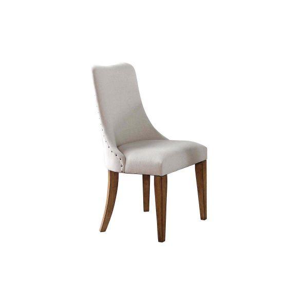 Picture of Encore Barrel Back Chair - Linen