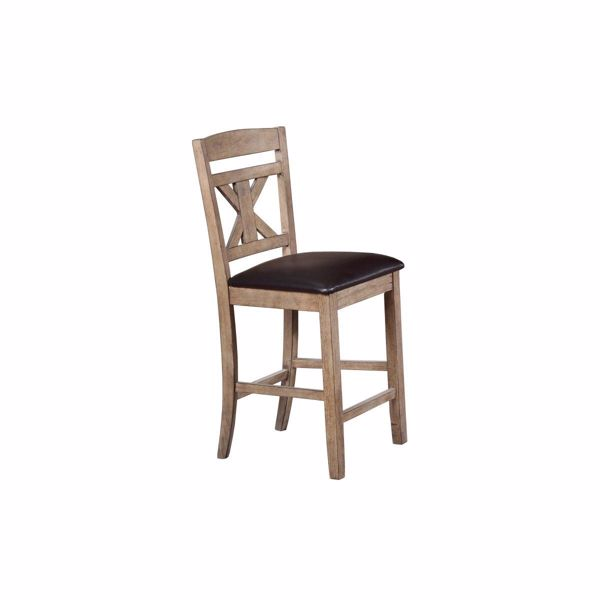 Picture of BACK BARSTOOL