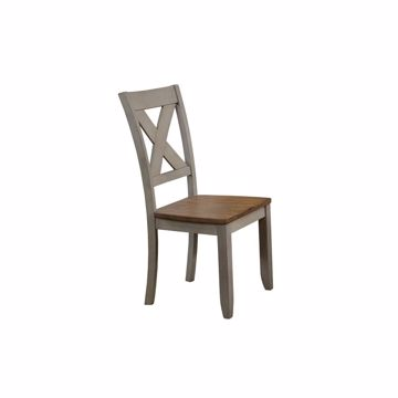 Picture of X BACK SIDE CHAIR