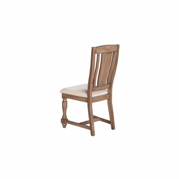 Picture of SLAT BACK SIDE CHAIR