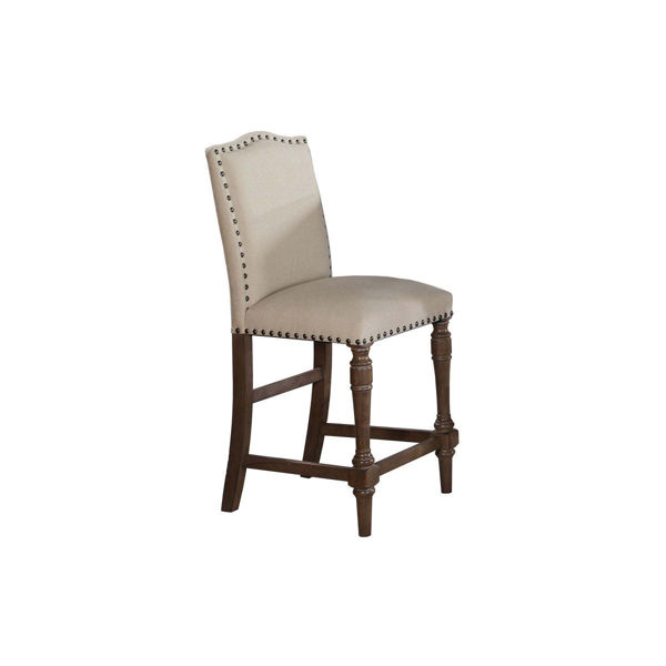 Picture of Xcalibur Counter Stool - Gray Finish