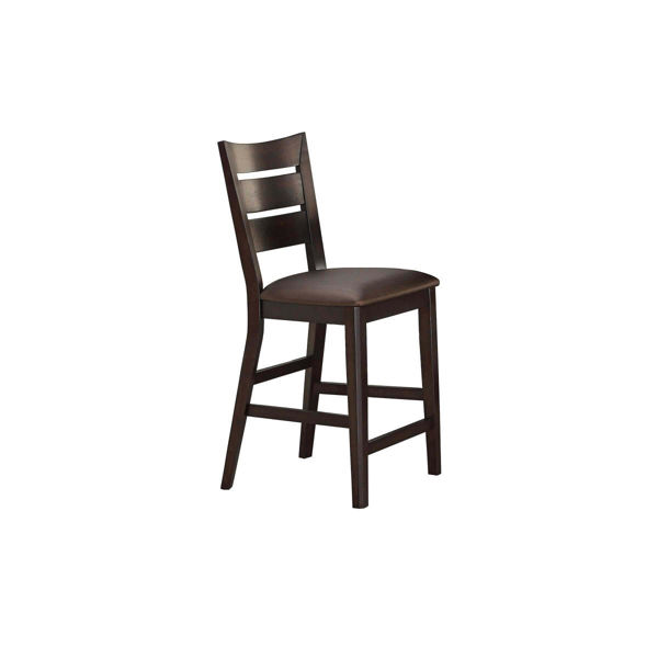 Picture of Ladderback Barstool