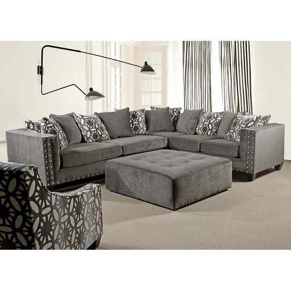 Picture of Loose Pillow 700 Sectional