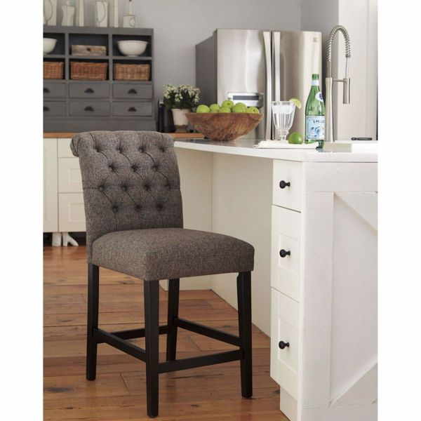 Picture of COUNTER HEIGHT BARSTOOL
