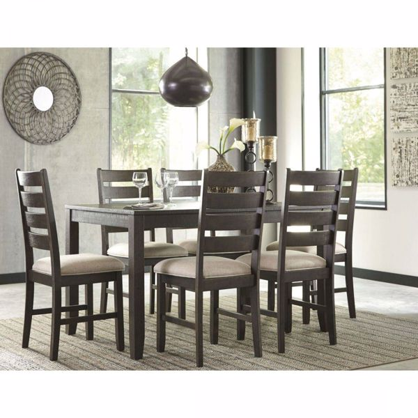 Picture of DINING ROOM TABLE SET(7PCS)
