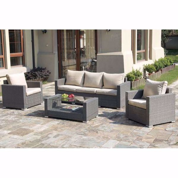 Picture of 4-PCS Outdoor Living Set