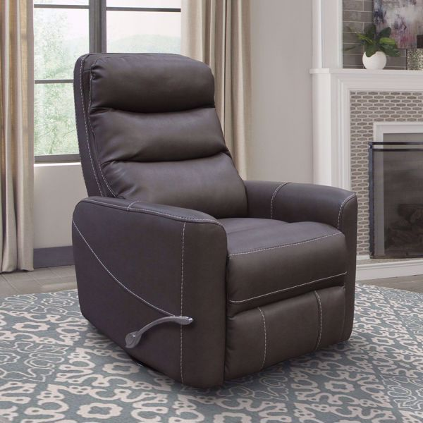 Picture of HERCULES HAZE SWIVEL RECLINER