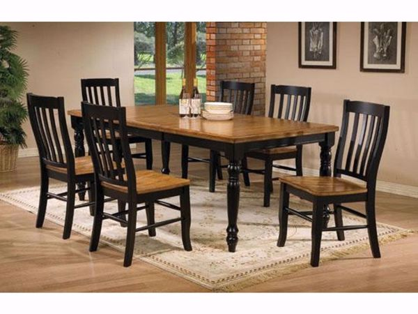 Picture of BLACK QUAILS RUN DINING TABLE