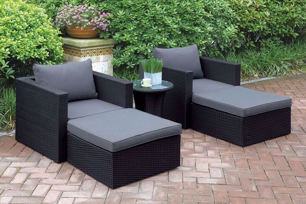 Picture of 5-PC Patio Living Set