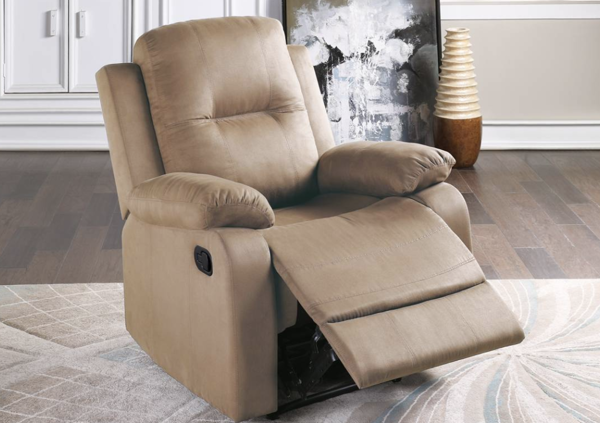 Picture of Upholstered Recliner