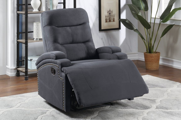 Picture of Faux Leather Recliner