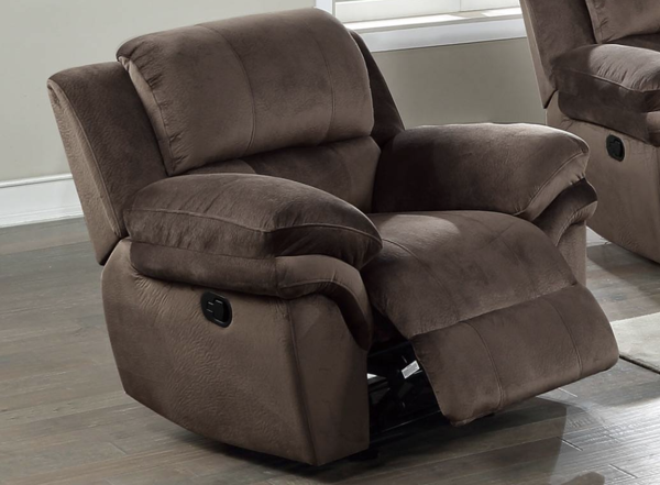 Picture of 3 PC Manuel Set Glider/Recliner