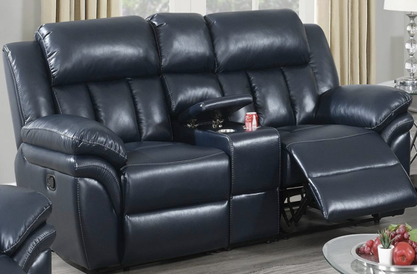 Picture of 3 Piece Handle Motion Set Loveseat