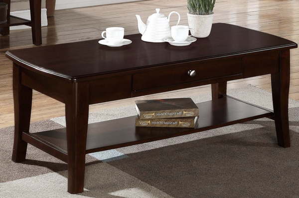 Picture of Wooden Coffee Table